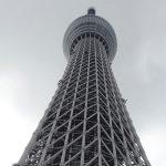 東京スカイツリーをレポート