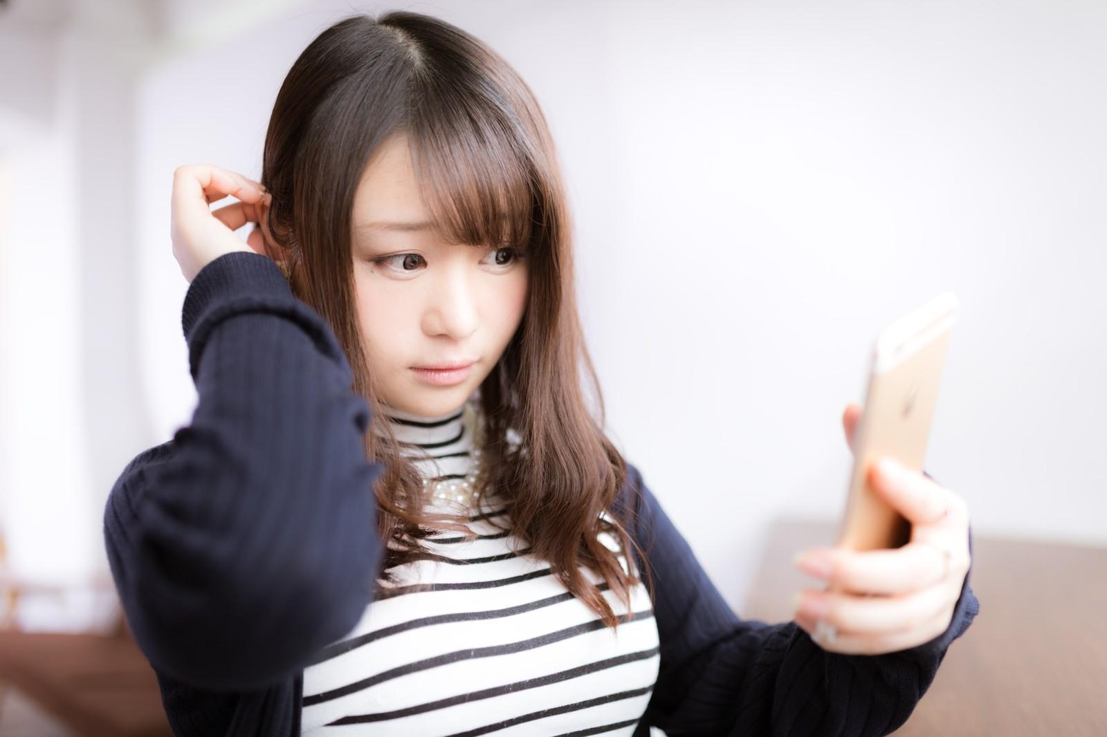 女性の髪型の変化などに気付くことができると良好な関係ができますよ~。