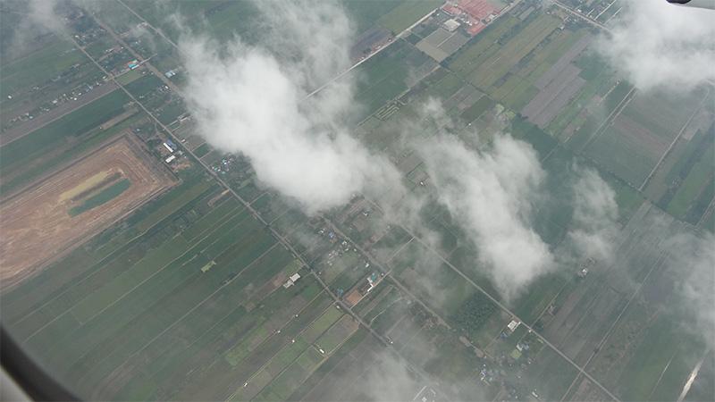 新千歳空港→バンコクのカオサン通りへ!
