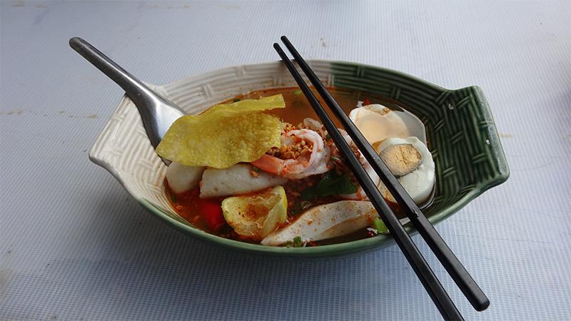 タイで食べた屋台メシを紹介するよ!