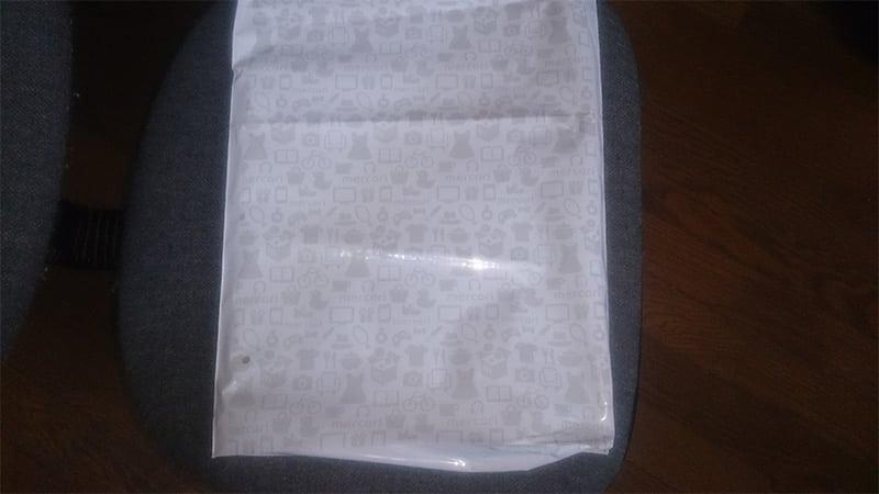 らくらくメルカリ便ネコポスの梱包方法。~ぎりぎりサイズの映画パンフレット編!!~