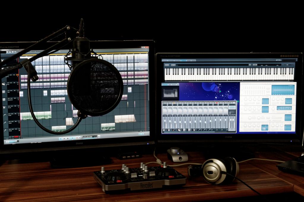 【2019年最新版】超初心者がDTM作曲を始めるために必要なものをWINDOWSユーザー向けに解説!~Cubase Pro 10、Studio One 4 、ABLETON Live 10、FL STUDIO 20のどれがいいの?〜